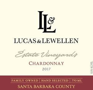 2017 Chardonnay front label