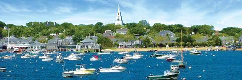 New England islands