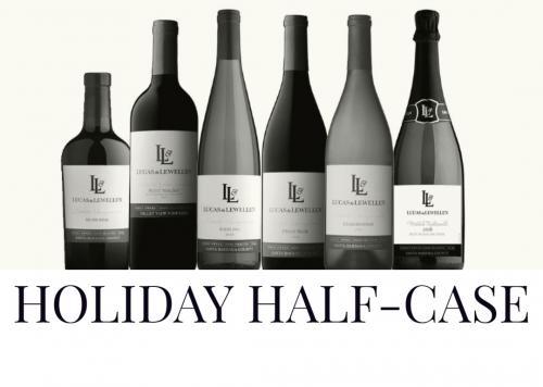 Holiday Half Case graphic