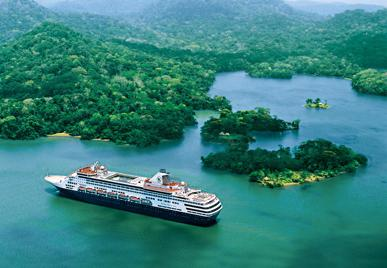 Lucas & Lewellen Wine Cruise through the Panama Canal