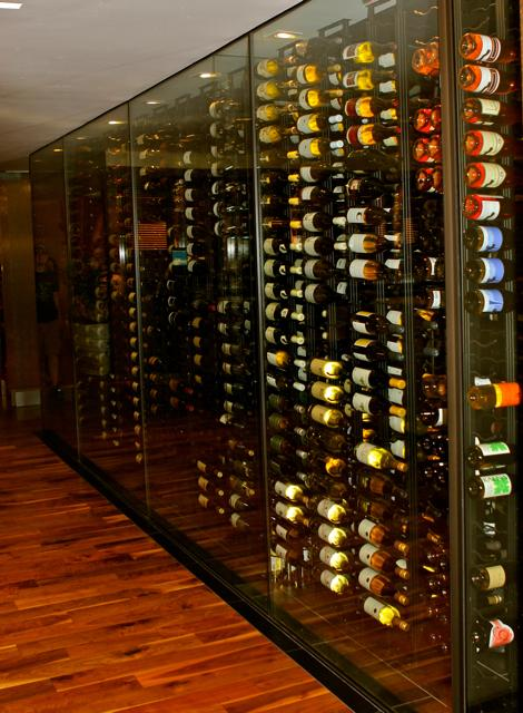 The fabulous Wine Cellar at Root 246