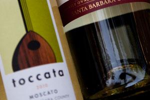 Off-dry and semi-sweet white wines