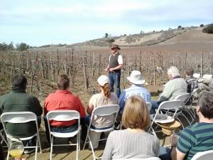 Pruning a Row with the Dirtman 2014