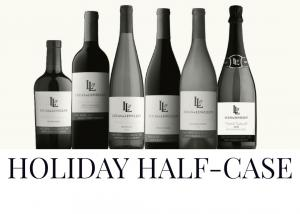 Holiday Half Case graphic