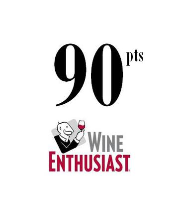 90 pts Wine Enthusiast